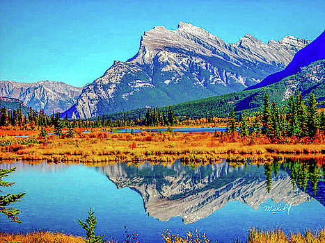 Mirror Lake by Michael J Connor
