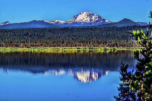 Mirror Moutain by Michael J Connor