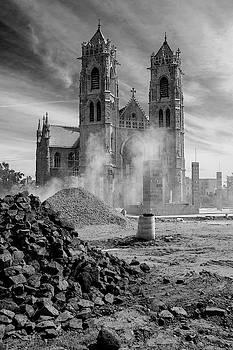 Misplace Basilica by Timothy Dingman