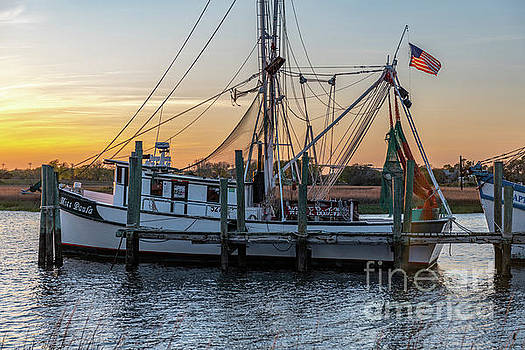 Miss Paula at Sunset by Dale Powell