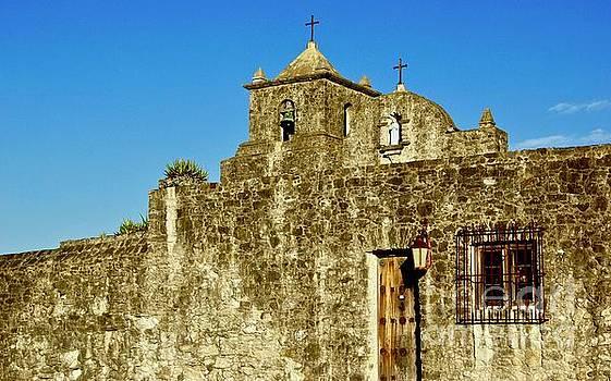 Mission La Bahia by Gary Richards