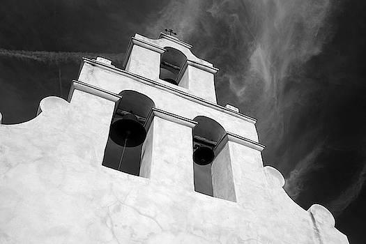 Mission San Juan Capistrano-San Antonio,TX by Mark Langford
