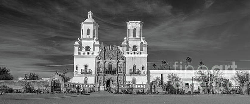 Mission San Xavier Del Bac by Daniel Ryan