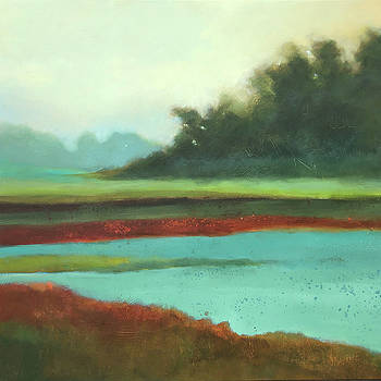 Moccasin Slough by Filomena Booth