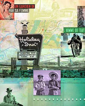 Modern Collage 1 by Gary Grayson