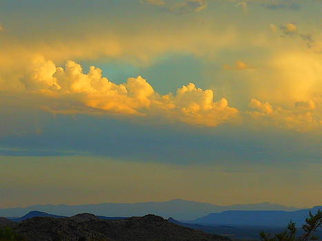 Mohave Sky by James Welch