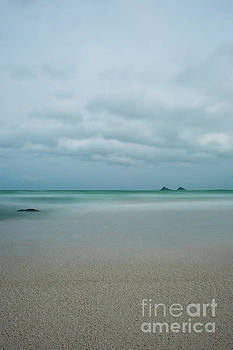 Mokes from Kailua Beach by Charmian Vistaunet