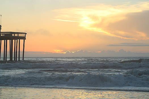 Moment Before Sunrise by Robert Banach