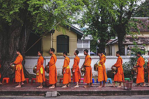 Monks by Sabrina Pinksen