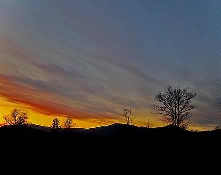 Mountains Rising, Two by Elizabeth Tillar