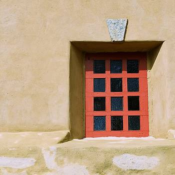 Monterey Mission Window by Eric Tressler