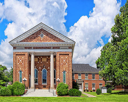 Mark Tisdale - Montezuma United Methodist Church
