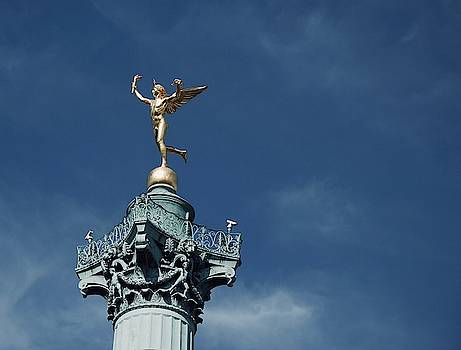 Monument to the Republic by Eric Tressler