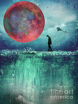 Moon Child by Jacky Gerritsen
