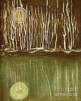 Sharon Williams Eng - Moon Light Through the Trees