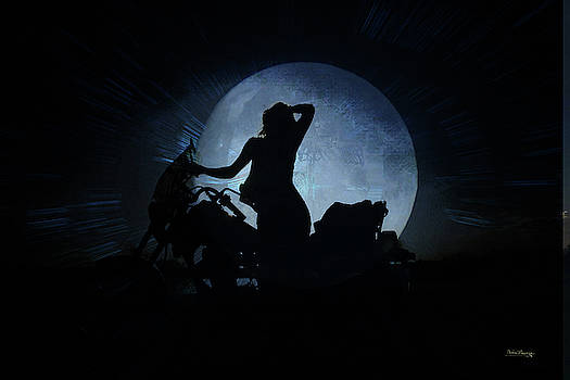 Moonlight Ride by Andrea Lawrence