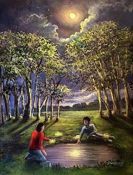 Moonlight Treasures by Randy Burns