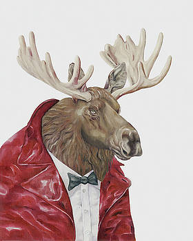 Moose by Animal Crew