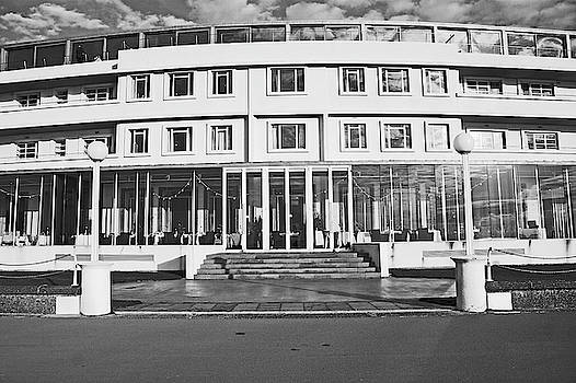 MORECAMBE. The Midland Hotel by Lachlan Main