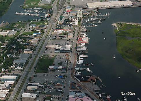 Morehead Waterfront by Dan Williams