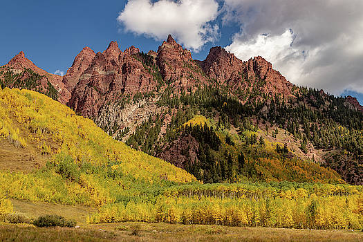 Morning At The Bells by Bill Gallagher