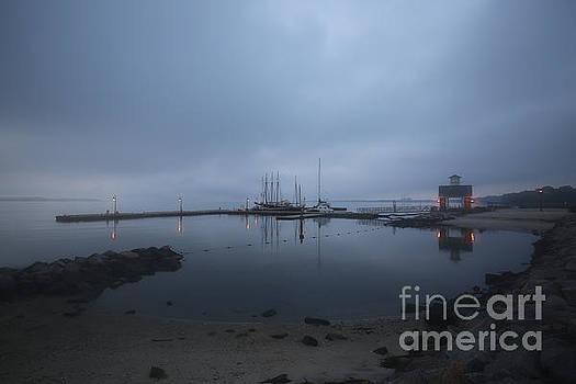 Morning at Yorktown by Rachel Morrison