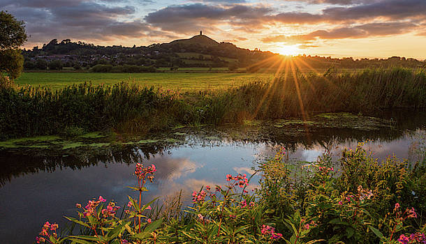 Morning Bliss by Kev Pearson