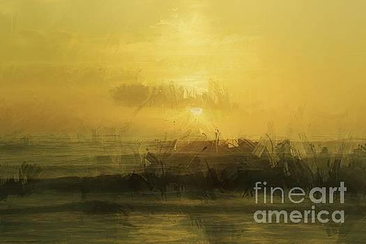 Morning Haze by Eddy Mann