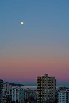 Ross G Strachan - Morning moon