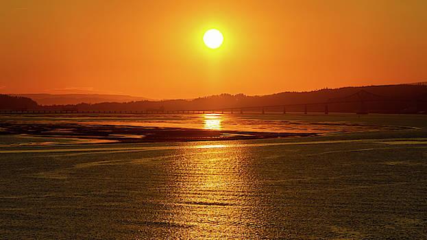 Morning Rise Series I V by Debbie Ann Powell