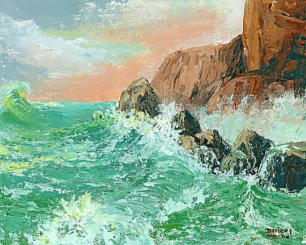 Darice Machel McGuire - Morning Waves