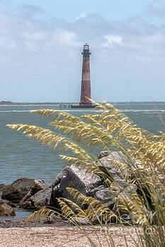 Dale Powell - Morris Island Lighthouse - Charleston South Carolina