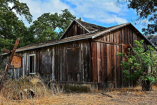 Morrison Ranch House Santa Monica Mountains by Kyle Hanson