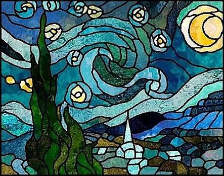 Mosaic  Heaven by Bernel Zoleta