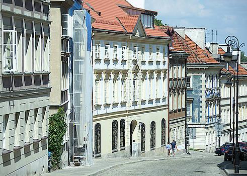 Ramunas Bruzas - Mostowa Street