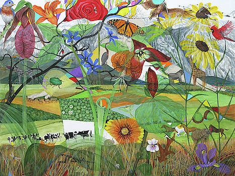 Mother Earth Junebug by Trena McNabb