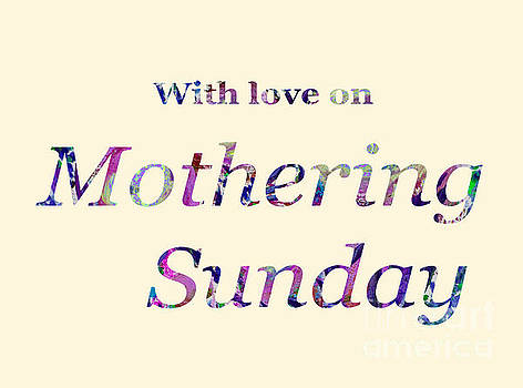 Corinne Carroll - Mothering Sunday 2019