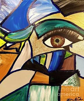 Motley Eye 5 by Alisha Anglin