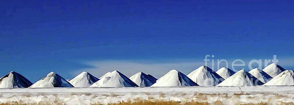 Mounds by Bob Lentz