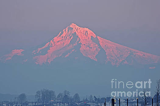 Mount Hood in Oregon by Natural Focal Point Photography