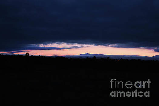 Felipe Adan Lerma - Mount Mansfield September Sunrise One