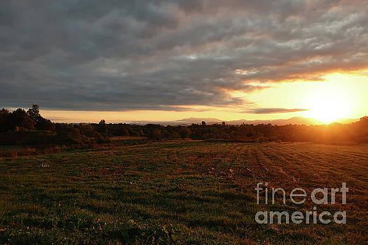 Felipe Adan Lerma - Mount Mansfield September Sunrise Seven