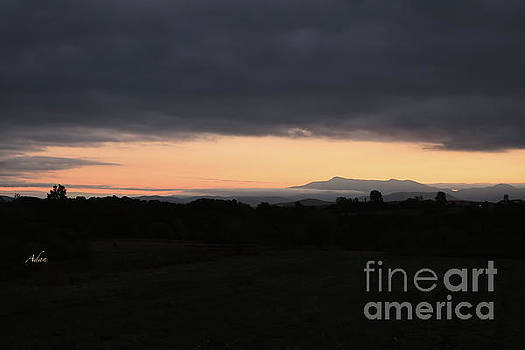 Felipe Adan Lerma - Mount Mansfield September Sunrise Three