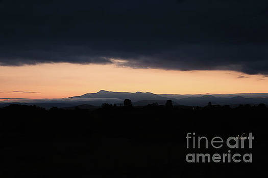 Felipe Adan Lerma - Mount Mansfield September Sunrise Two