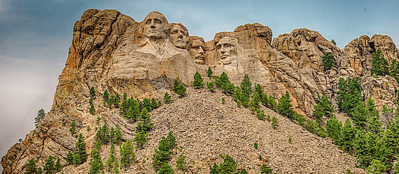Mount Rushmore by Dheeraj Mutha