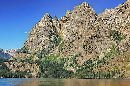 Mount Saint John by John M Bailey