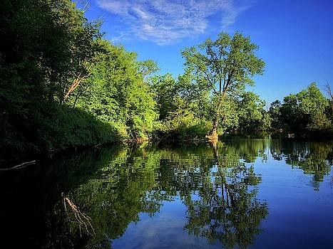 Mount Vernon Iowa by Dan Miller