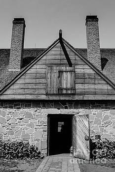 Mount Veron Whiskey Distillery by Edward Fielding