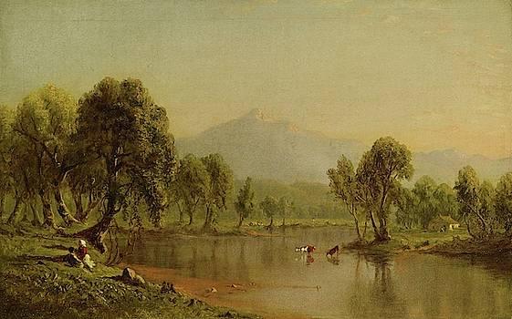 Mount Washington by MotionAge Designs