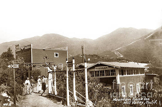California Views Archives Mr Pat Hathaway Archives - Mountain Home  Inn, on Mt. Tamalpais, Mill Valley, California